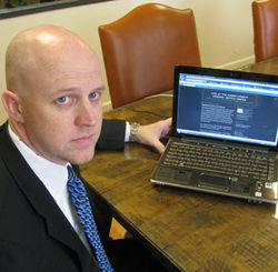 "Murray Newman started his blog to shout back ""at all the criticisms that so many good prosecutors didn't deserve."""