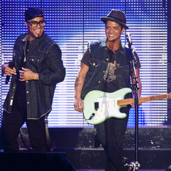 Bruno Mars, shown at Reliant Arena in May 2011, has exactly the kind of broad crossover appeal the Houston Livestock Show and Rodeo is looking for in its entertainers.