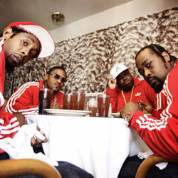 Right on Track: Atlanta's Goodie Mob is back serving scrumptious Soul Food.