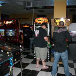 With booze and free video games, Joystix is a button-mashers' paradise.