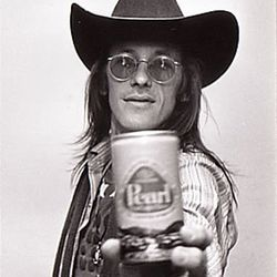 Doug Sahm says this cerveza es for tú.