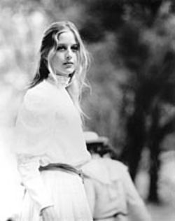 Anne Lambert as Miranda in Peter Weir's haunting 1975 film Picnic at Hanging Rock.