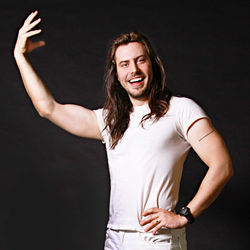 "Andrew W.K.: ""Once I make the music and put it out there, it's out of my control."""
