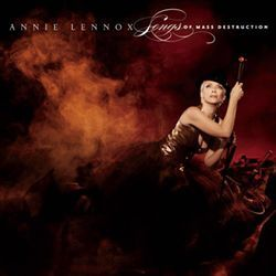 Annie Lennox: Smoother than double-churned ice cream.