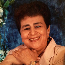Antonia Rivas loved her family, school and church.