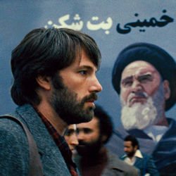 Affleck's film is set during the Iran hostage crisis.