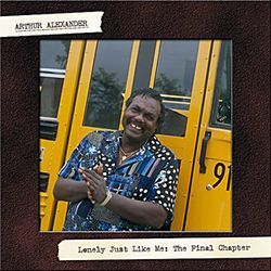 Arthur Alexander: Soul at its most basic and primal.