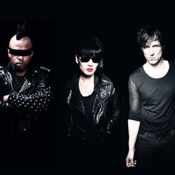 Three the Hard Way: Atari Teenage Riot.