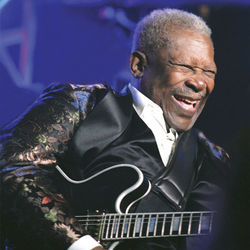 B.B. King: How blue can he get?