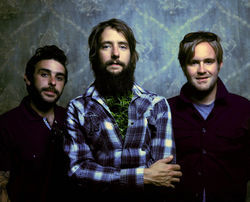 Band of Horses soak in Carolina soul on Infinite Arms.