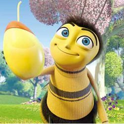 For all the muscle and money behind Bee Movie, it still feels unfocused and unfinished.