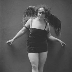 Maybe vaudeville gal Gloria Tellez was the femme fatale of Arequipa.