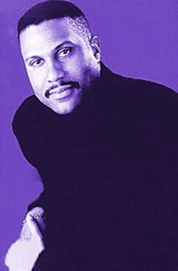 Author, host, talking head: Tavis Smiley.