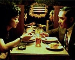 Tony Leung Chiu Wai (with Faye Wong) plays a cad 