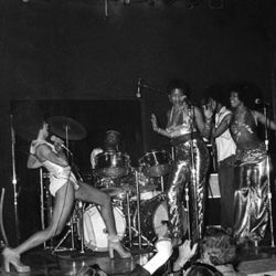 Shows like this bewitched Miles Davis and led to his album Bitches Brew.