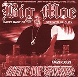 Houston is caught up in rapper Big Moe's recipe for getting stoned: Soda and cough syrup.