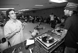 Charles Rotramel (left) heads YA -- ground zero for 