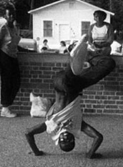 Craig Long, Houston B-boy since 1983