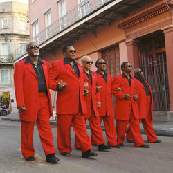 The Blind Boys do American music at the highest level.