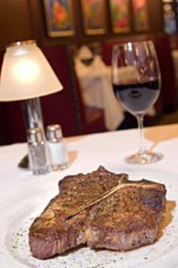 The 26-ounce porterhouse is one of the best steaks in 