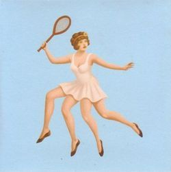 Smooth and self-assured, 23 steps away from Blonde Redhead's previous experimental works.