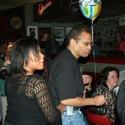 Patrons of The Big Easy are seldom shy about cutting a rug.