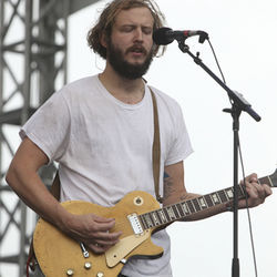 Bon Iver at the 2009 Austin City Limits Music Festival, long before the Grammys.