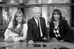Debbie Matenopoulos, Steve Edwards and Arthel  Neville