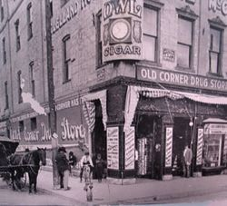 Dr Pepper was invented at the Old Corner Drug Store in Waco in 1885.
