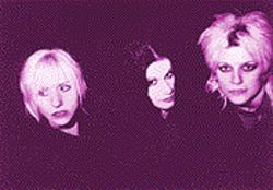 They're loud, they're angst-y, they're Generation X-y. They're? L7.