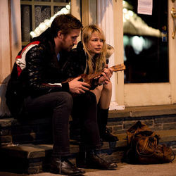 Divorce movie: Blue Valentine with Ryan Gosling and Michelle Williams.