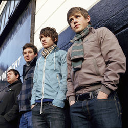 The Arctic Monkeys: Brrrrr......