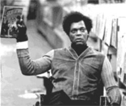 Unbreakable, starring Sam Jackson,has a comic-book ending--which, the writer-director fears, is why people kind of hate his new movie.