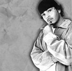 More a lover than a fighter: Baby Bash.