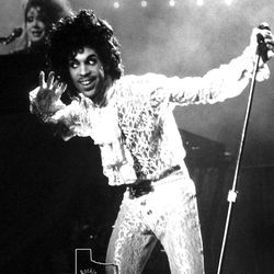From Bruce Kessler's Rockin' Houston archive, Prince at the Summit, January 1985