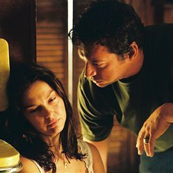Bug (with Ashley Judd and Harry Connick, Jr.) is genuinely freaky-deaky.