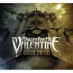Bullet For My Valentine: No girls' jeans here.