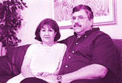 Gloria and Ed Swidriski want to know why the police didn't protect their son.