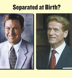Click here to see Separated at Birth?