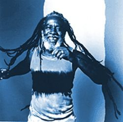 Burning Spear: Political but still party-ready.