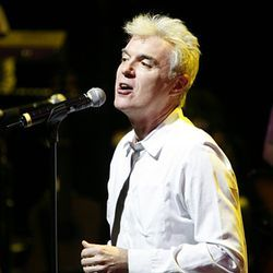 Mr. Everything: David Byrne ponders big boxes, telephone bills, more.