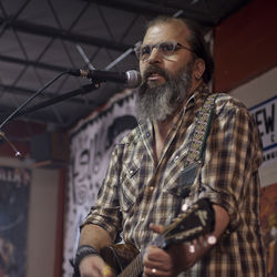 Steve Earle&#039;s &quot;Telephone Road&quot; is an early favorite for Cactus Music&#039;s &quot;community-curated playlist.&quot;
