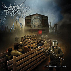 Proud vegans Cattle Decapitation welcome you to The Harvest Floor.
