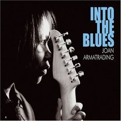 Armatrading&#039;s pop voice doesn&#039;t make the leap into the blues; her guitar does.