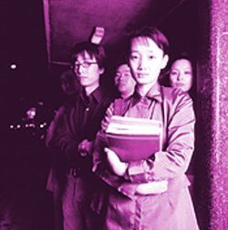 Ruby Yang&#039;s Citizen Hong Kong, one of the films at this year&#039;s Asian-American Film and Literature Festival.