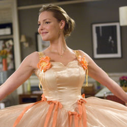 Katherine Heigl plays the bridesmaid who's never the bride.