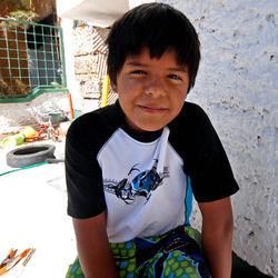 "Eight-year-old Esteban first saw dead bodies two years ago. He asked his father: ""Even if they did something really bad, they didn't deserve to die, right, Daddy?"""
