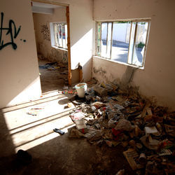 More than 250,000 residents have left Juárez and their homes because of the sinking economy and fear of increased violence.