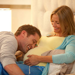 Cameron Diaz and Matthew Morrison play yet another couple learning that the parenting life is the only one worth living.