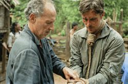 Director Werner Herzog was thrilled to rope Christian Bale for i>Rescue Dawn/i>.